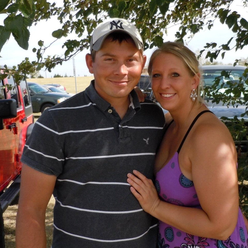 Heather Phillips and Christopher Maynard