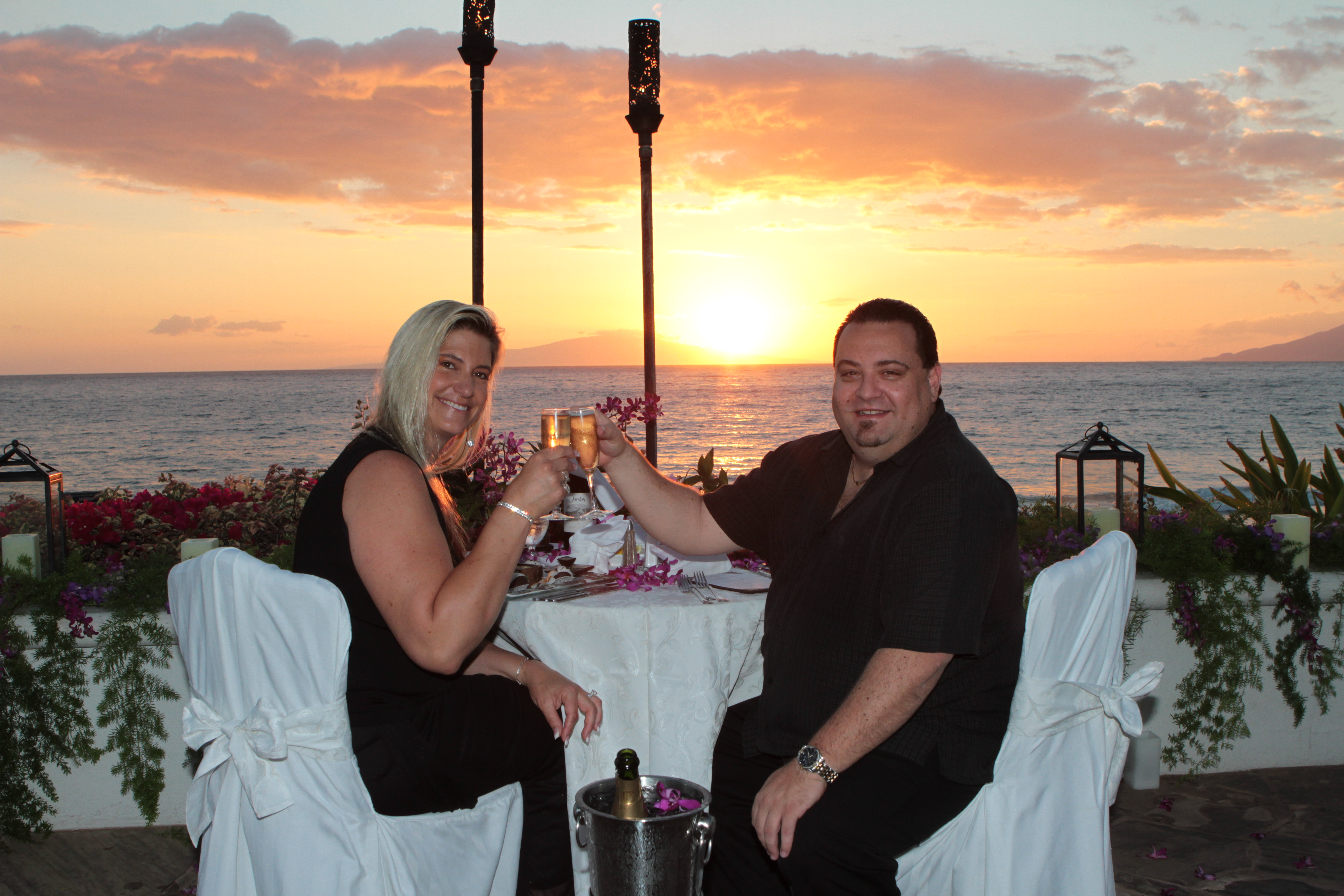 Matt Marples and Michele Rodgers' Honeymoon Registry