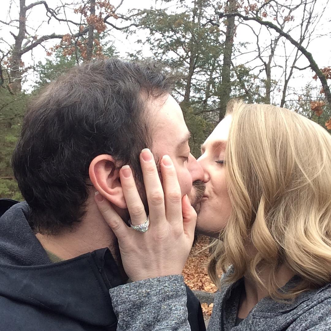 Jenna Roderick and Kyle Keough